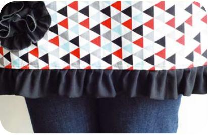 Складки ткани: подбор лапки, изготовление и шитье изделий со складками