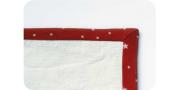 Обработка низа изделия тесьмой, косой бейкой, фестонами и кантом