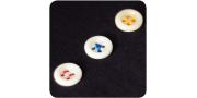 Пришивание пуговиц и обработка краев отверстий для пуговиц