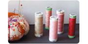 Нитки для шитья: виды и критерии выбора, качество и толщина