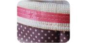 Пришивание тесьмы, бисера и пайеток: подбор лапки и строчки для шитья