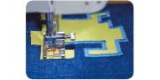 Аппликации из ткани: изготовление, подготовка, пришивание