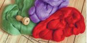 Правила окрашивания шерсти натуральными и химическими красителями