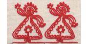 Вышивка тамбурным швом: техника, рисунки и схемы для начинающих