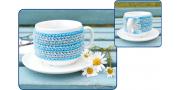 Чехлы на чашку: пошаговое вязание крючком