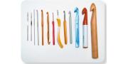 Крючки для вязания: как выбрать и правильно держать в руке